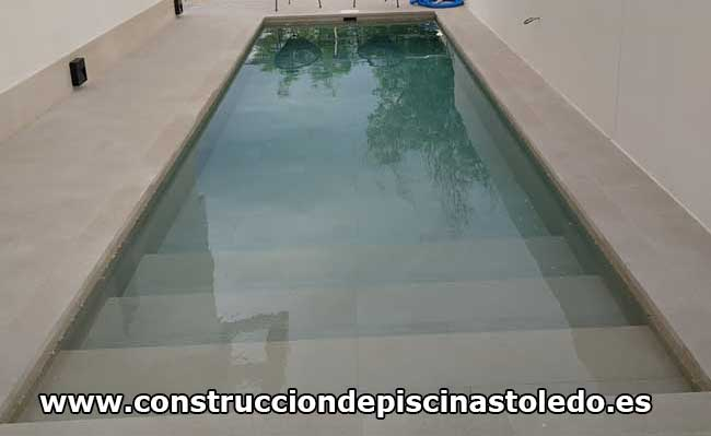 Construccion de Piscinas Montesclaros
