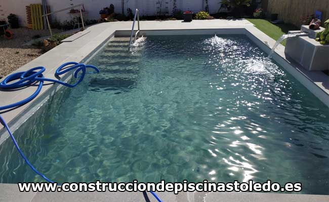 Construccion de Piscinas de Obra Montesclaros