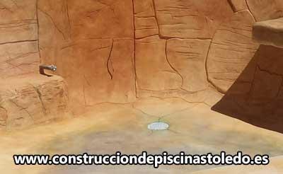 Construcción Piscinas Tematizadas Toledo